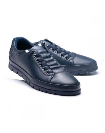 Ортопедические туфли Theo Leo 984 р. 31-40 Синие