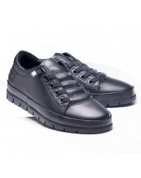 Ортопедические туфли Theo Leo 982 р. 31-36 Черные