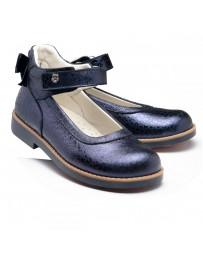 Ортопедические туфли Theo Leo 966 р. 28-35 Синие