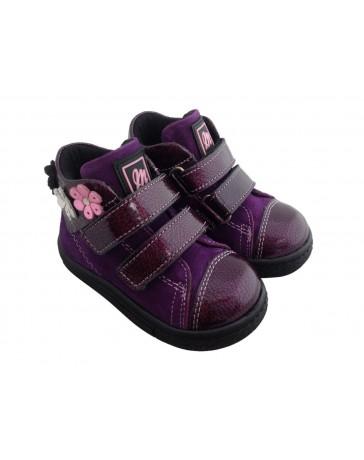 Ортопедические ботинки Minimen 67FIOLET р. 20-30 Фиолетовый