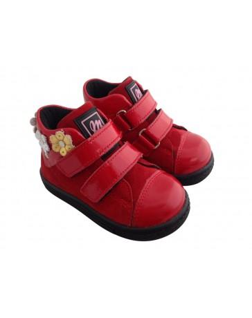 Ортопедические ботинки Minimen 67RED р. 20-30 Красный