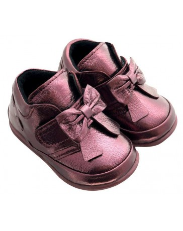 Ортопедические ботинки Perlina 95BORDOBANT р. 18-20 Бордовые