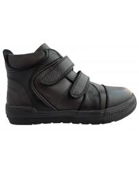 Ортопедические ботинки Perlina 107BLACK р. 31-36 Черный