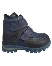 Ортопедические ботинки Perlina 91TEPLOSINIY р. 23-26 Синий