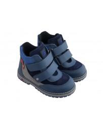 Ортопедические ботинки Minimen 33TOMGOL р. 26-30 Синий