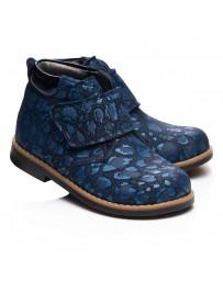 Ортопедические ботинки Theo Leo 993 р. 21-30 Синие