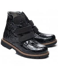 Ортопедические ботинки Theo Leo 991 р. 31-36 Черные