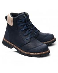 Ортопедические ботинки Theo Leo 997 р. 26-40 Синие