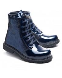 Ортопедические ботинки Theo Leo 1006 р. 31-36 Синие