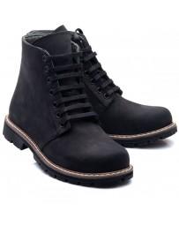 Ортопедические ботинки Theo Leo 825 р. 31-40 Черные