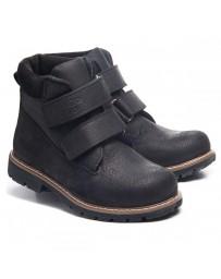 Ортопедические ботинки Theo Leo 1004 р. 26-40 Черные