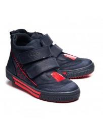 Ортопедические ботинки Theo Leo 1007 р. 26-40 Синие