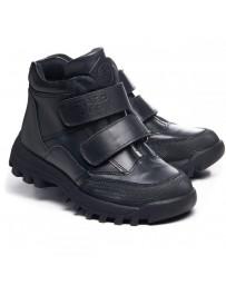 Ортопедические ботинки Theo Leo 1014 р. 26-40 Черные