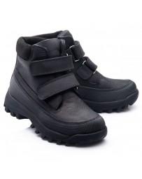 Ортопедические ботинки Theo Leo 822 р. 30-40 Черные