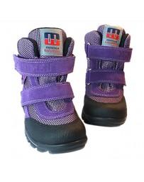 Ортопедические ботинки Minimen 108FIOLET р. 26-30 Фиолетовый