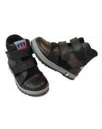 Ортопедические ботинки Minimen 33BLACK19 р. 25-30 Черный