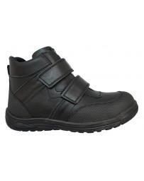 Ортопедические ботинки Minimen 55BLACK19 р. 31-36 Черный