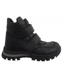 Ортопедические ботинки Perlina 107CHERNIY р. 31-36 Черный