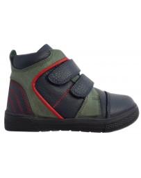 Ортопедические ботинки Perlina 32ZEL р. 27-36 Сине-зеленый