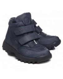 Ортопедические ботинки Theo Leo 1015 р. 26-40 Синие