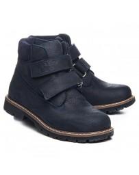Ортопедические ботинки Theo Leo 1034 р. 26-40 Синие