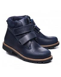 Ортопедические ботинки Theo Leo 1039 р. 26-40 Синие