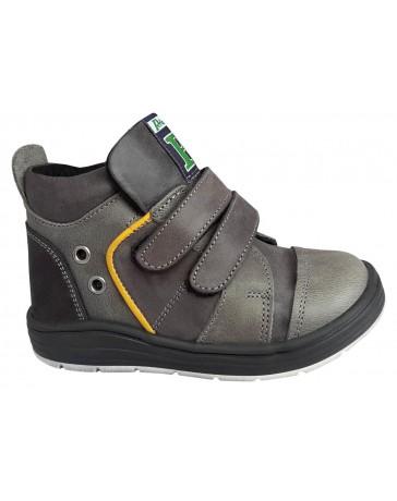 Ортопедические ботинки Perlina 91SERIY19 р. 22-26 Серый