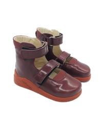 Ортопедические туфли Ортофут 320, с плоской стелькой
