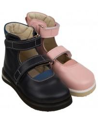 Антиварусные туфли Ortofoot 302, лечебная обувь