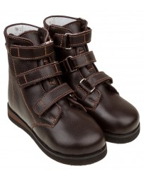 Ортопедические зимние антиварусные ботинки О-902