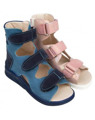 Босоножки 121 OrtoActive S лечебные, детская ортопедическая обувь