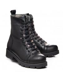 Зимние ботинки Theo Leo 1060 р. 28-40 Черные