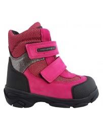 Зимние ботинки Minimen 12MALINA р. 26-30 Малиновый