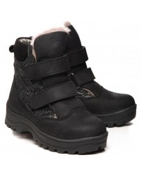 Зимние ботинки Theo Leo 1053 р. 29-35 Черные