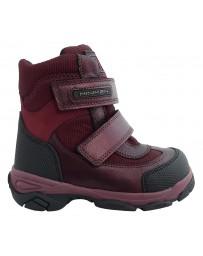 Зимние ботинки Minimen 15BORDO19 р. 21-30 Бордо