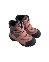 Зимние ботинки Minimen 15PUDRA19 р. 21-30 Пудра