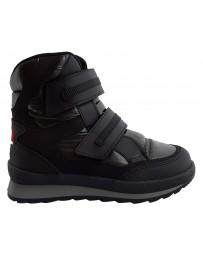 Зимние ботинки Minimen 17BLACKDEV р. 31-40 Черный