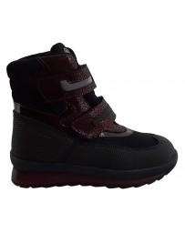Зимние ботинки Minimen 17BORDO19 р. 31-40 Бордо