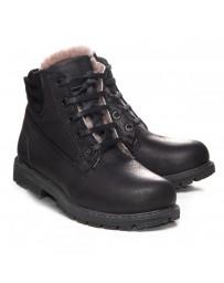 Зимние ботинки Theo Leo 644 р. 27-35 Черные