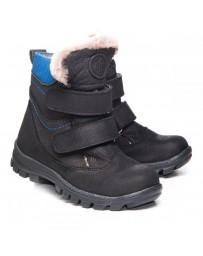 Зимние ботинки Theo Leo 1054 р. 24-40 Черные