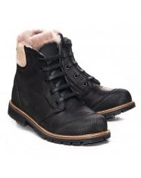 Зимние ботинки Theo Leo 1055 р. 25-39 Черные