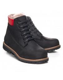 Зимние ботинки Theo Leo 1062 р. 31-40 Черные