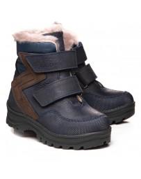 Зимние ботинки Theo Leo 1063 р. 29-35 Синие