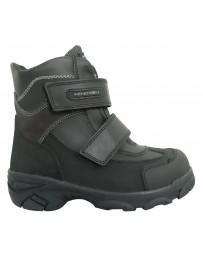 Зимние ботинки Minimen 3BLACK19 р. 31-36 Черный