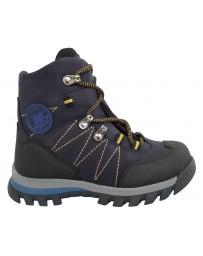 Зимние ботинки Minimen 3SHNURSINIY р. 31-36 Синий