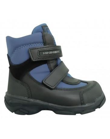 Зимние ботинки Minimen 15SINIY19 р. 21-25 Синий