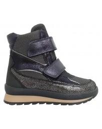 Зимние ботинки Minimen 17BLUELACK р. 31-40 Синий