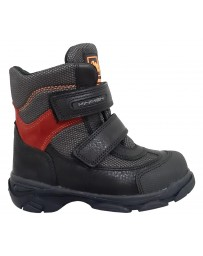 Зимние ботинки Minimen 15BLACK19 р. 21-30 Черный