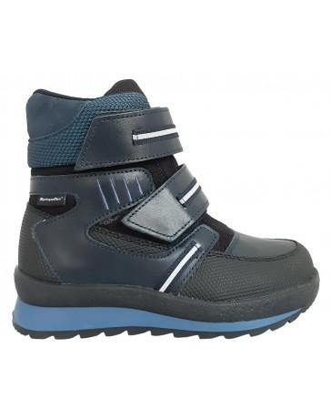 Зимние ботинки Minimen 11SINIY19 р. 26-40 Синий