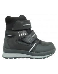 Зимние ботинки Minimen 11CHERNIY19 р. 26-36 Черный